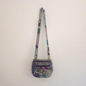 over the shoulder Vera Bradley purse